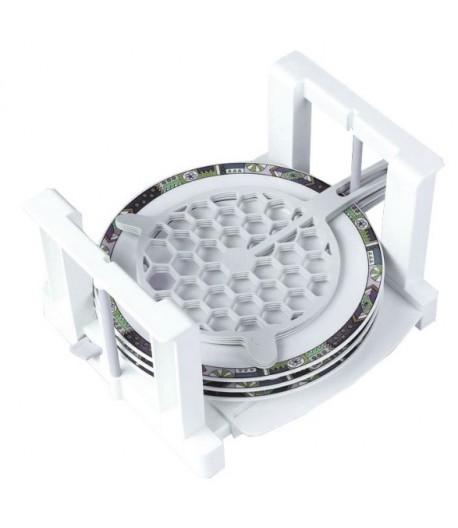 Držák talířů - 8 talířů