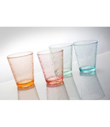 Sada sklenic z polykarbonátu