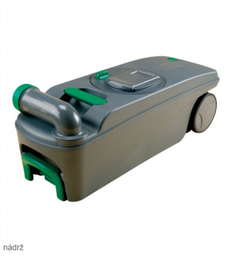 Nádrž k Thetford kazetové WC C400 L