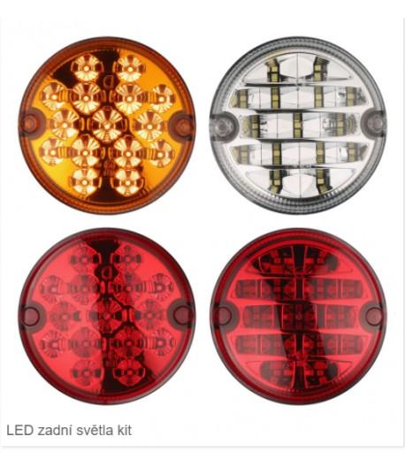 LED koncová světla náhradní souprava