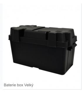 Box na baterii velikost M