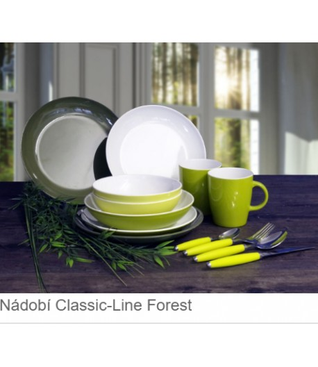 Sada nadobí Classic-Line Forest