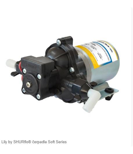 Čerpadlo SHURflo Soft 7,5 l/min
