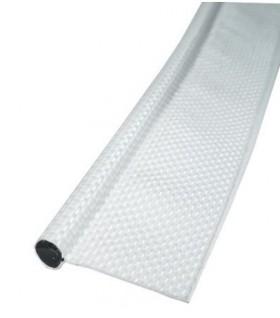 Textilní Kedr - bílý, 5mm x 6m
