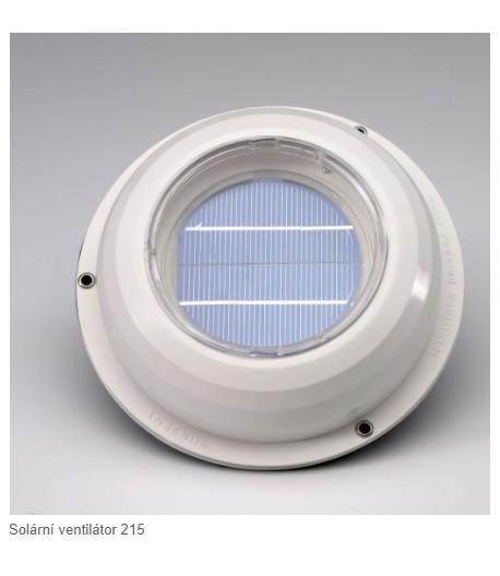 Solární ventilátor 215