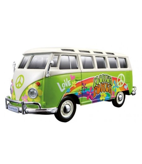 "Model vozidla ""Hippie Line"" VW Bus Samba"
