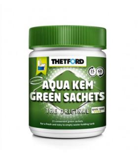 Aqua Kem Green sáčky 15 kusů