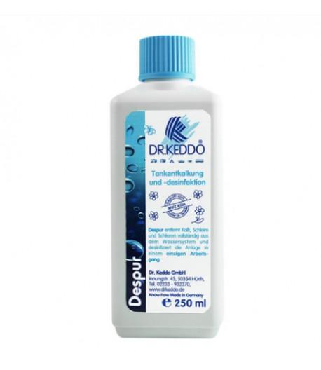 Odvápnění a dezinfekce nádrže Despur