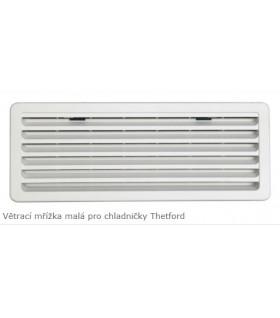 Větrací mřížka malá pro chladničky Thetford
