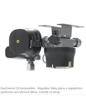 Truma DuoControl CS plynový regulátor s crash senzorem horizontální-rozbaleno