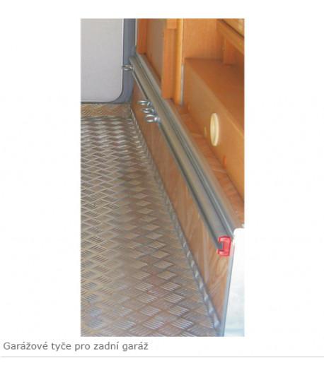 Upevňovací lišta lišta Garage Bars
