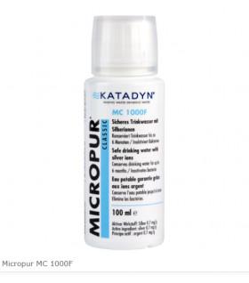 Konzervace vody Katadyn Micropur