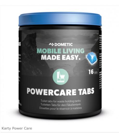 Rozkladová chemie Dometic Power Care Tabs 16 sáčků