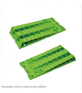 Kompaktní klínová sada Green Edition