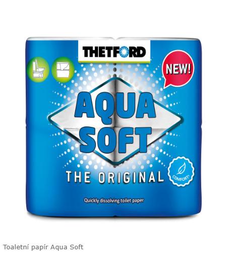 Toaletní papír Thetford Aqua Soft
