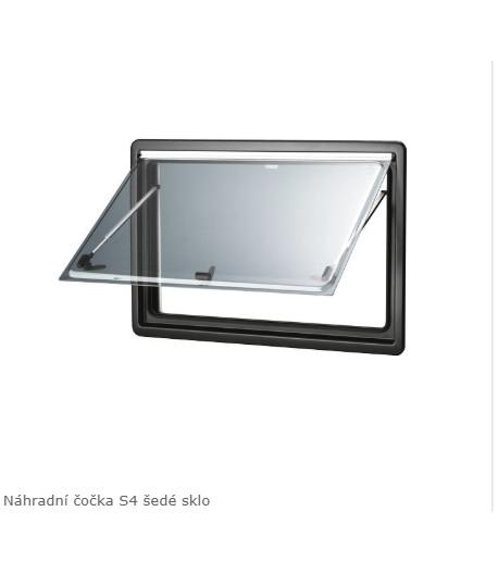 Náhradní sklo pro boční okno Dometic S-4