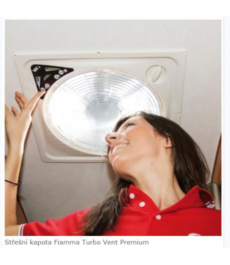 Střešní ventilátor Fiamma Turbo Vent Premium