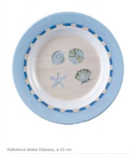 Polévkový talíř Odyssey, ø 22 cm
