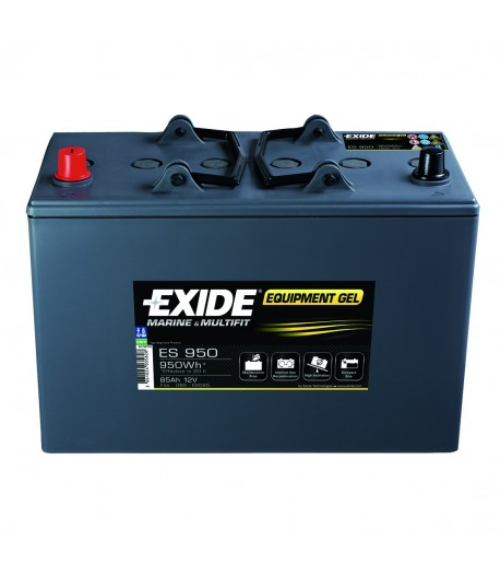 Baterie EXIDE Equipment Gel 650