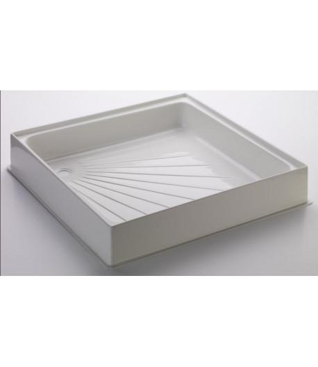 Sprchová vanička 600 x 600 mm, bílá