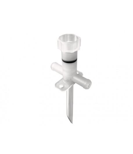 Vypouštěcí ventil - dvojité připojení vypouštěcího ventilu