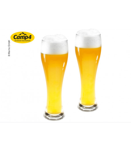 Sada 2 ks sklenic na pivo, Estella