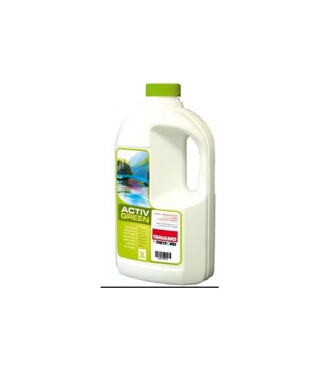 WC chemie Trigano Active Green 2 L