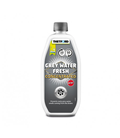Odstraňovač zápachu odpadní vody Thetford Grey Water Fresh