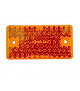 Odrazka - oranžová R115