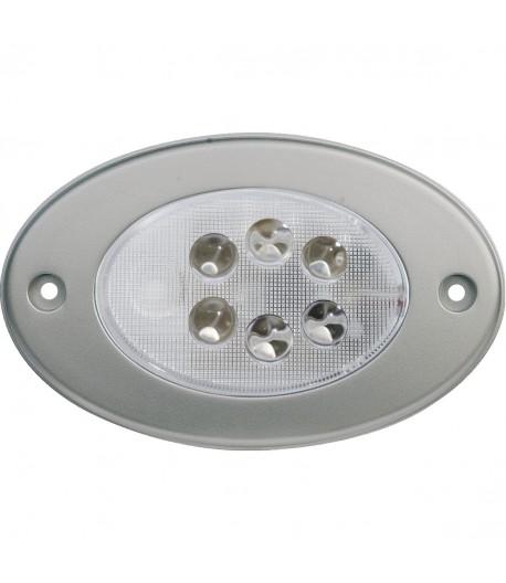 LED svítidlo saténové