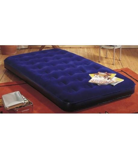Jednolůžková nafukovací matrace, modrá