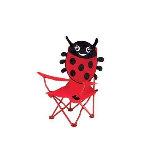 Dětská skládací židle - beruška