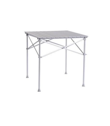 Kempingový hliníkový rozkládací stůl